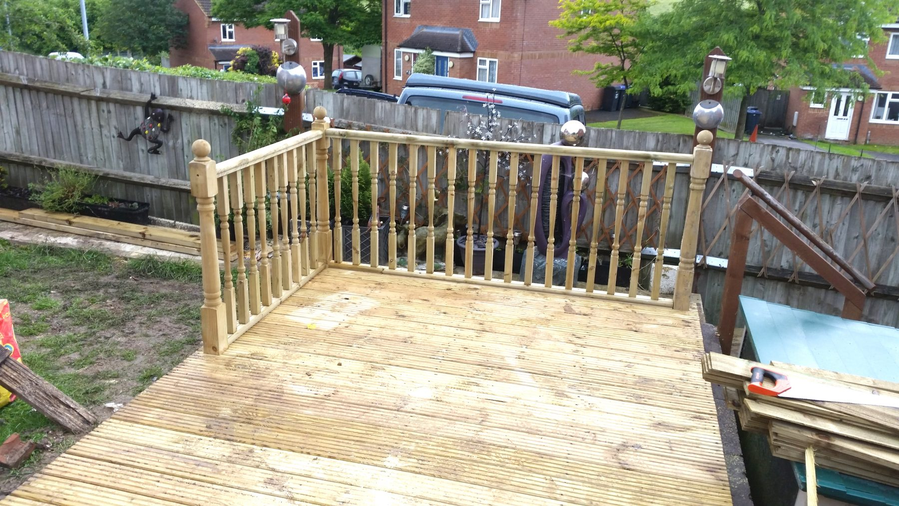 Decking Marlborough Wiltshire