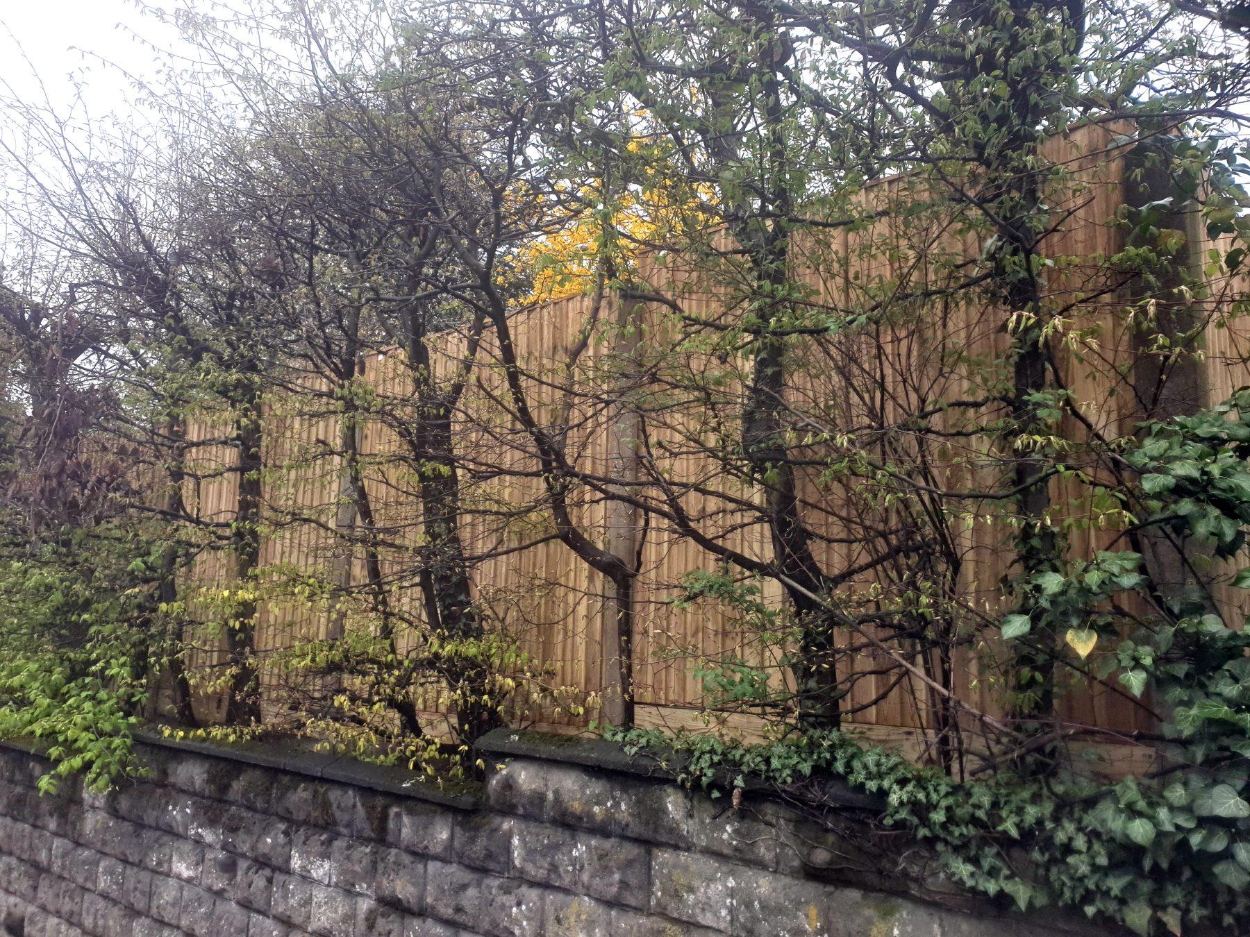 New fence Marlborough